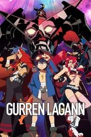 Streaming sources for Gurren Lagann