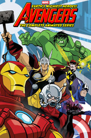 Streaming sources for The Avengers Earths Mightiest Heroes