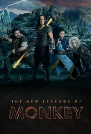 Streaming sources for The New Legends of Monkey