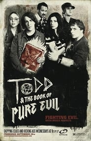 Streaming sources for Todd and the Book of Pure Evil
