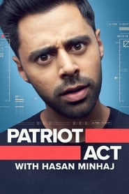 Streaming sources for Patriot Act with Hasan Minhaj
