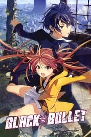 Streaming sources for Black Bullet