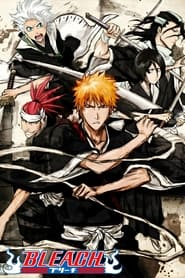 Streaming sources for Bleach