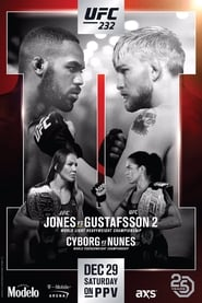 Streaming sources for UFC 232 Jones vs Gustafsson 2