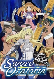 Streaming sources for Is It Wrong to Try to Pick Up Girls in a Dungeon On the Side Sword Oratoria