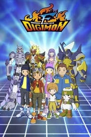 Streaming sources for Digimon Frontier