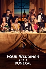 Four Weddings and a Funeral Poster