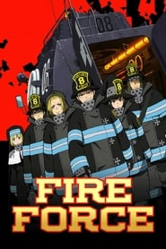 Streaming sources for Fire Force