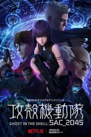 Streaming sources for Ghost in the Shell SAC2045