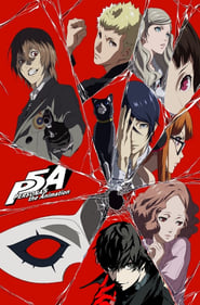 Streaming sources for Persona 5 The Animation