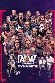 All Elite Wrestling Dynamite Poster