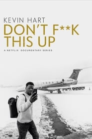Kevin Hart Dont Fk This Up Poster