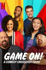 Streaming sources for GAME ON A Comedy Crossover Event