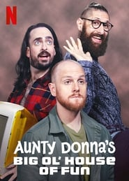 Aunty Donnas Big Ol House of Fun Poster