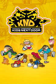 Streaming sources for Codename Kids Next Door