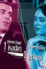 1 Kadn 1 Erkek Poster