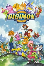 Streaming sources for Digimon Adventure