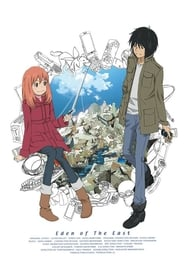 Streaming sources for Eden of the East
