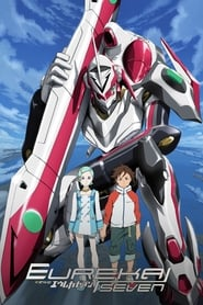 Streaming sources for Eureka Seven