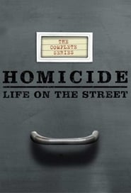 Streaming sources for Homicide Life on the Street