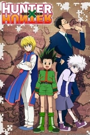 Streaming sources for Hunter x Hunter