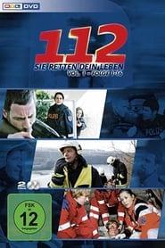 112  Sie retten dein Leben Poster
