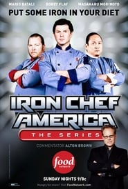 Streaming sources for Iron Chef America
