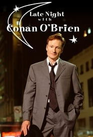 Late Night with Conan OBrien Poster