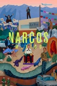 Streaming sources for Narcos Mexico