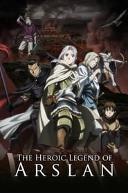 Streaming sources for The Heroic Legend of Arslan
