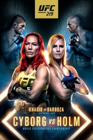 Streaming sources for UFC 219 Cyborg vs Holm