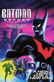 Streaming sources for Batman Beyond The Movie