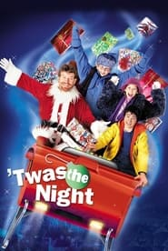 Twas the Night Poster