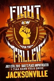 Streaming sources for AEW Fight for the Fallen
