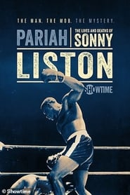 Pariah The Lives and Deaths of Sonny Liston Poster