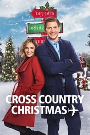 Cross Country Christmas Poster