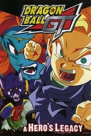 Streaming sources for Dragon Ball GT A Heros Legacy