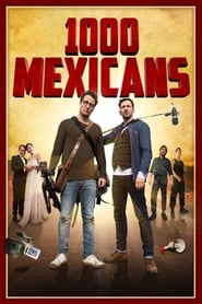 1000 Mexicans Poster