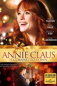 Streaming sources for Annie Claus Is Coming to Town