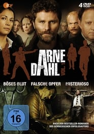 Arne Dahl The Blinded Man Poster