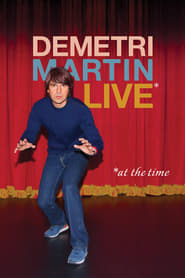 Streaming sources for Demetri Martin Live At The Time