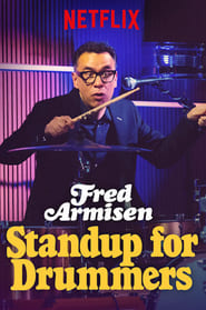 Streaming sources for Fred Armisen Standup for Drummers