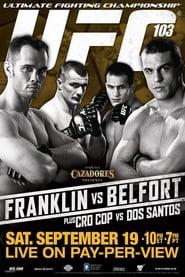 Streaming sources for UFC 103 Franklin vs Belfort