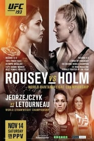 Streaming sources for UFC 193 Rousey vs Holm