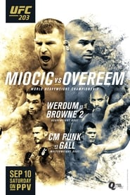 Streaming sources for UFC 203 Miocic vs Overeem