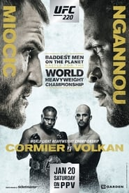 Streaming sources for UFC 220 Miocic vs Ngannou