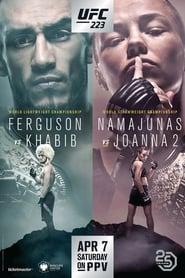 Streaming sources for UFC 223 Khabib vs Iaquinta