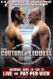 Streaming sources for UFC 52 Couture vs Liddell II