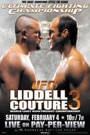 Streaming sources for UFC 57 Liddell vs Couture 3