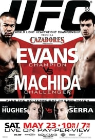 Streaming sources for UFC 98 Evans vs Machida
